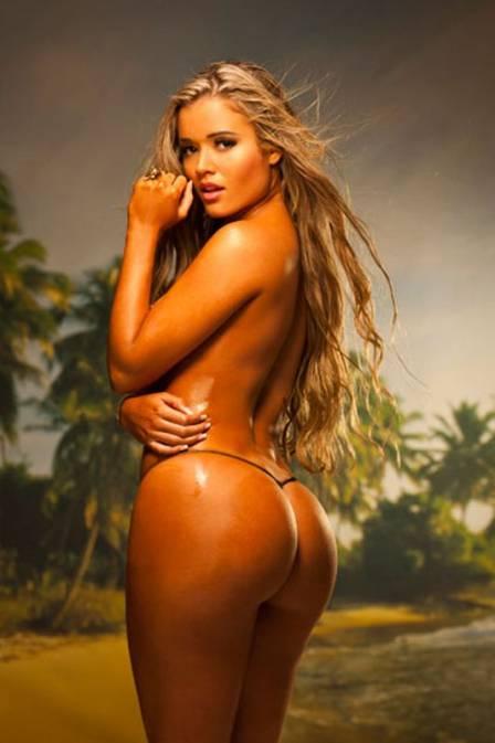 Da Playboy Que Troue Tamb M Uma Nova Imagem Bela Seminua