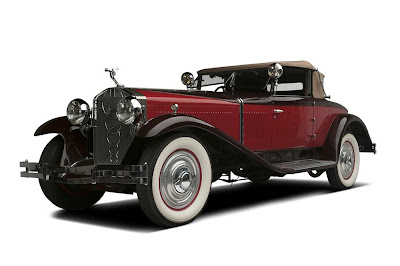 Isotta Fraschini Tipo 8A SS Castagna Roadster