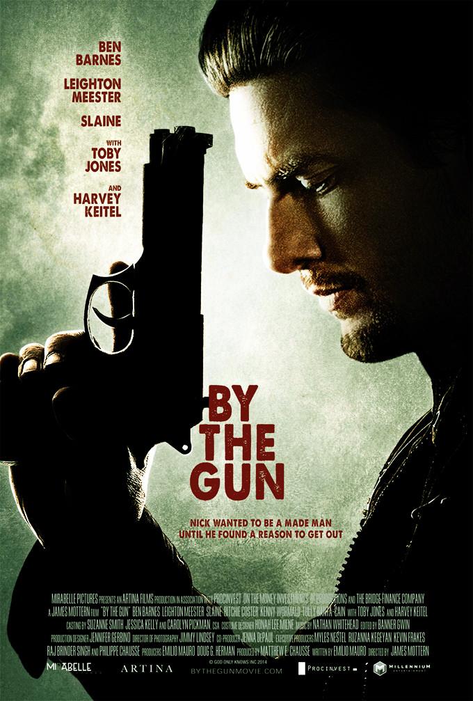 By The Gun Movie Film 2014 - Sinopsis (Ben Barnes, Toby Jones)