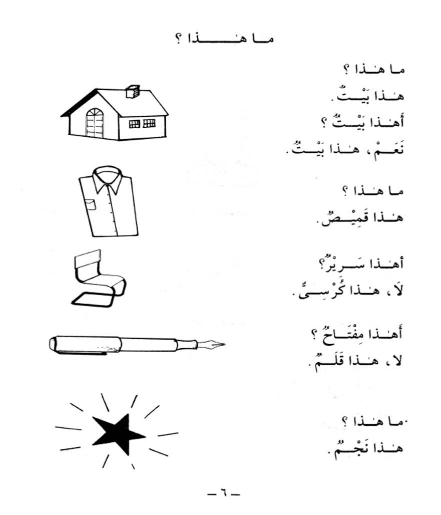 Contoh Kalimat Kata Tanya Dalam Bahasa Arab