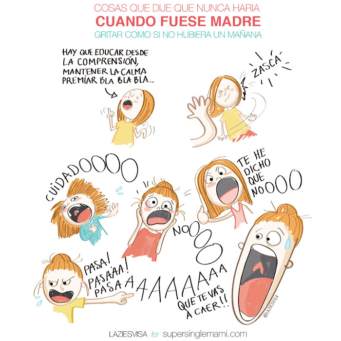 supersinglemami ilustracion madre