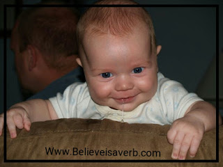 Little Miracles - www.BelieveisaVerb.com