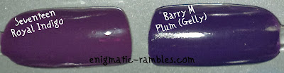 seventeen-royal-indigo-dupe-barry-m-plum-blackberry-hi-shine-gelly-ciate-cabaret-046