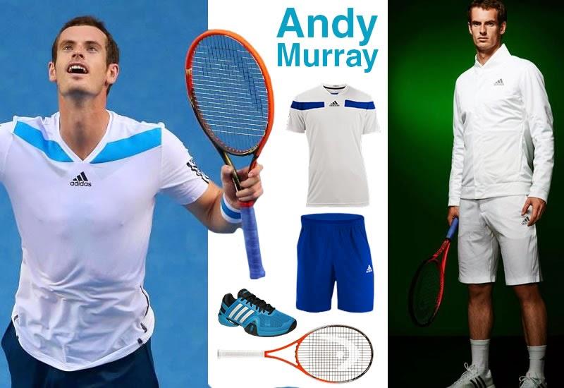 Murray no renovará con adidas pero tampoco vestirá Nike