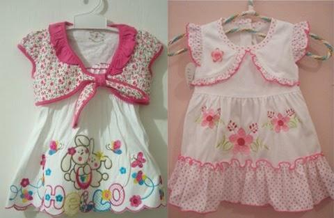 model baju bayi 1 tahun