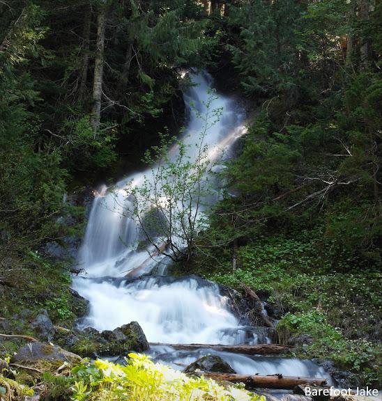 Hoh Falls