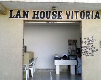 LAN HOUSE VITÓRIA EM NOVA CRUZ