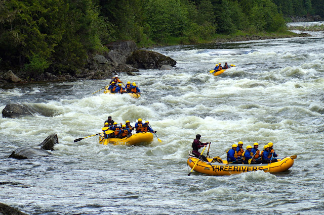 Lochsa River Rafting
