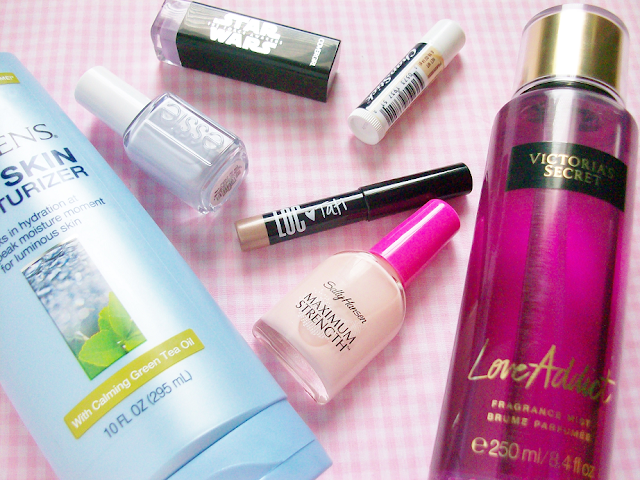 November Beauty Favorites