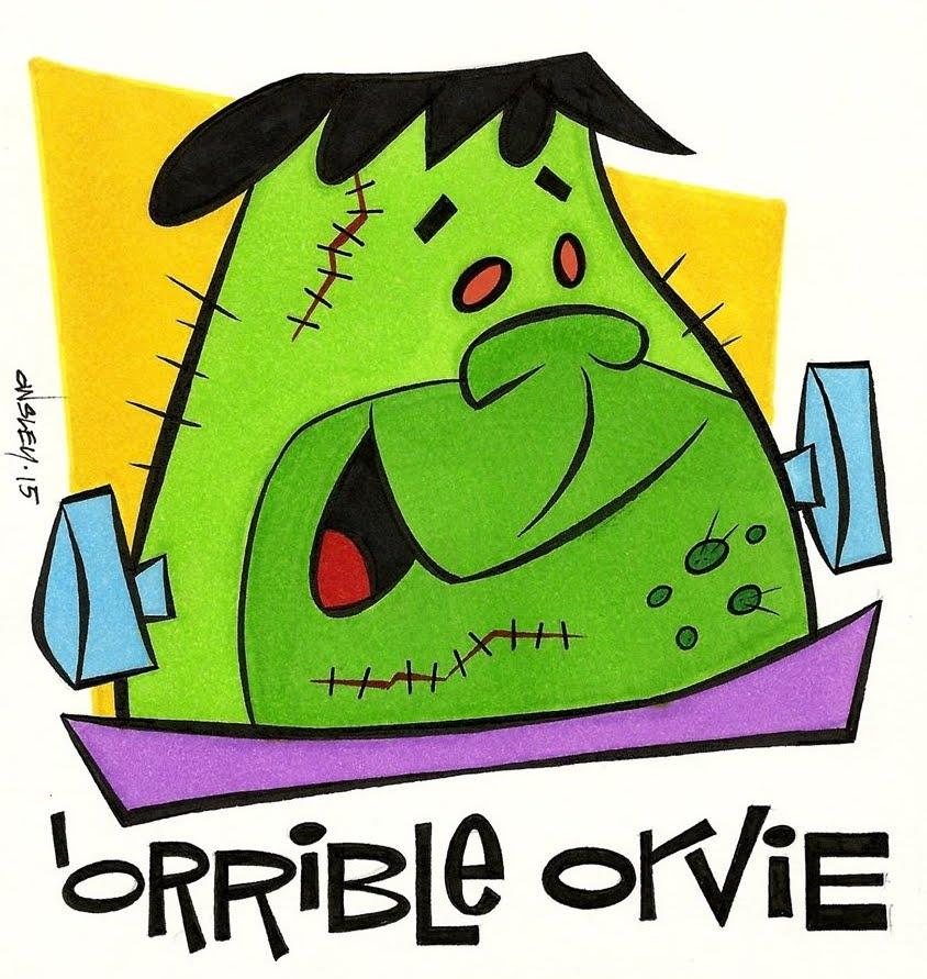 'ORRIBLE ORVILLE