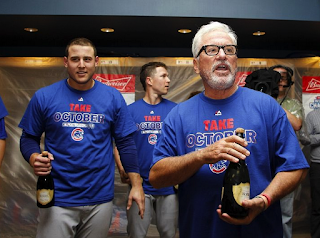 Sox-Connected Cubbies Win Wild Card Over Bucs, 4-0