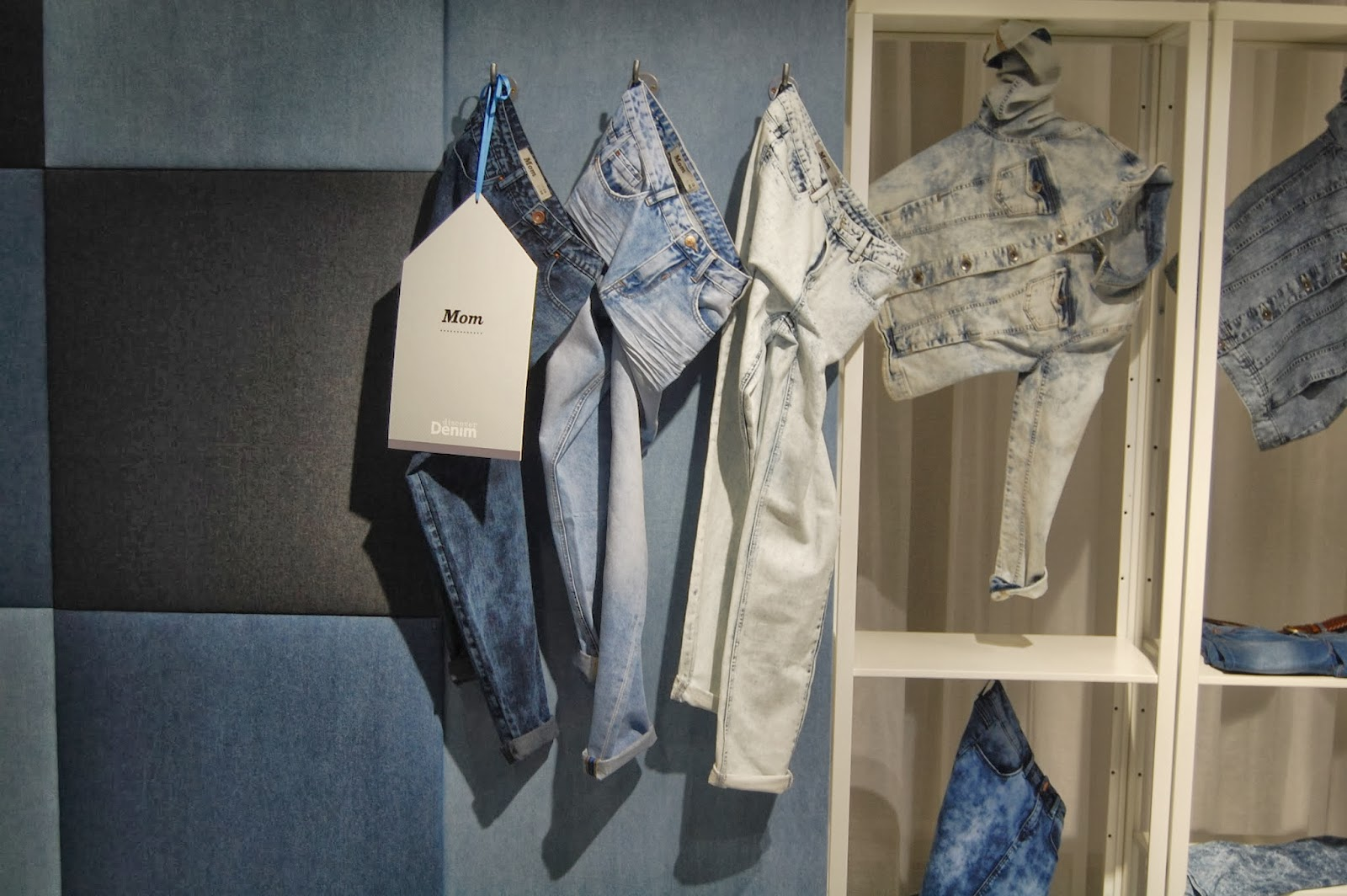 new look denim