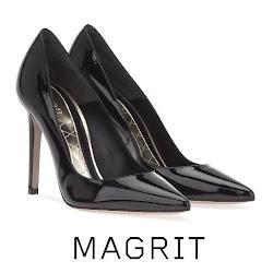 MANGO Blouse HUGO BOSS Trousers CUCARELIQUIA Handbag MAGRIT Pumps