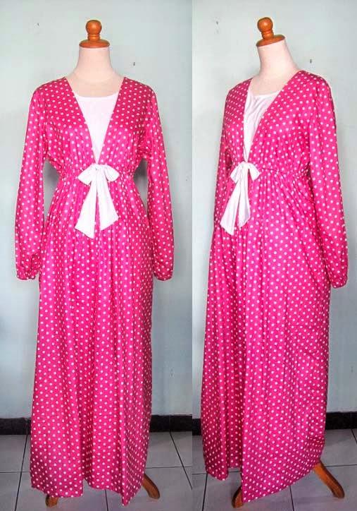Foto Baju Gamis Untuk Ibu Hamil Images