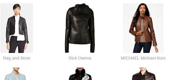 Women Leather Jacket Sale