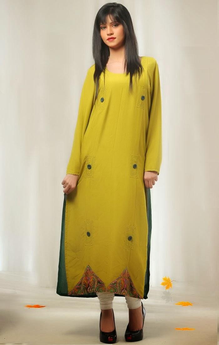 Pakistani Casual Dresses 2014 Pakistan Fashion