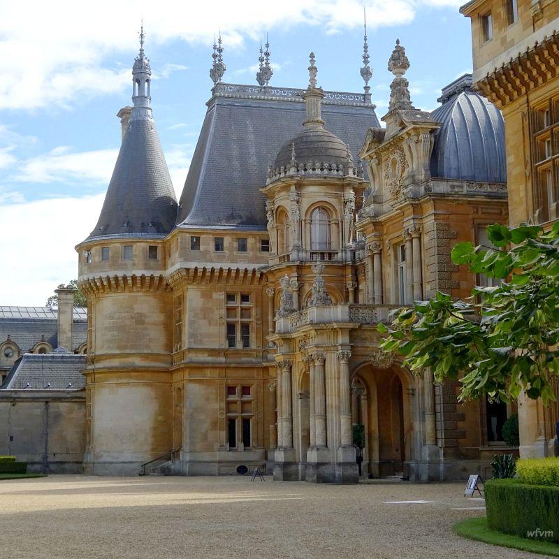 A French Renaissance Style Chateau