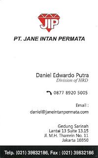 PT. Jane Intan Permata
