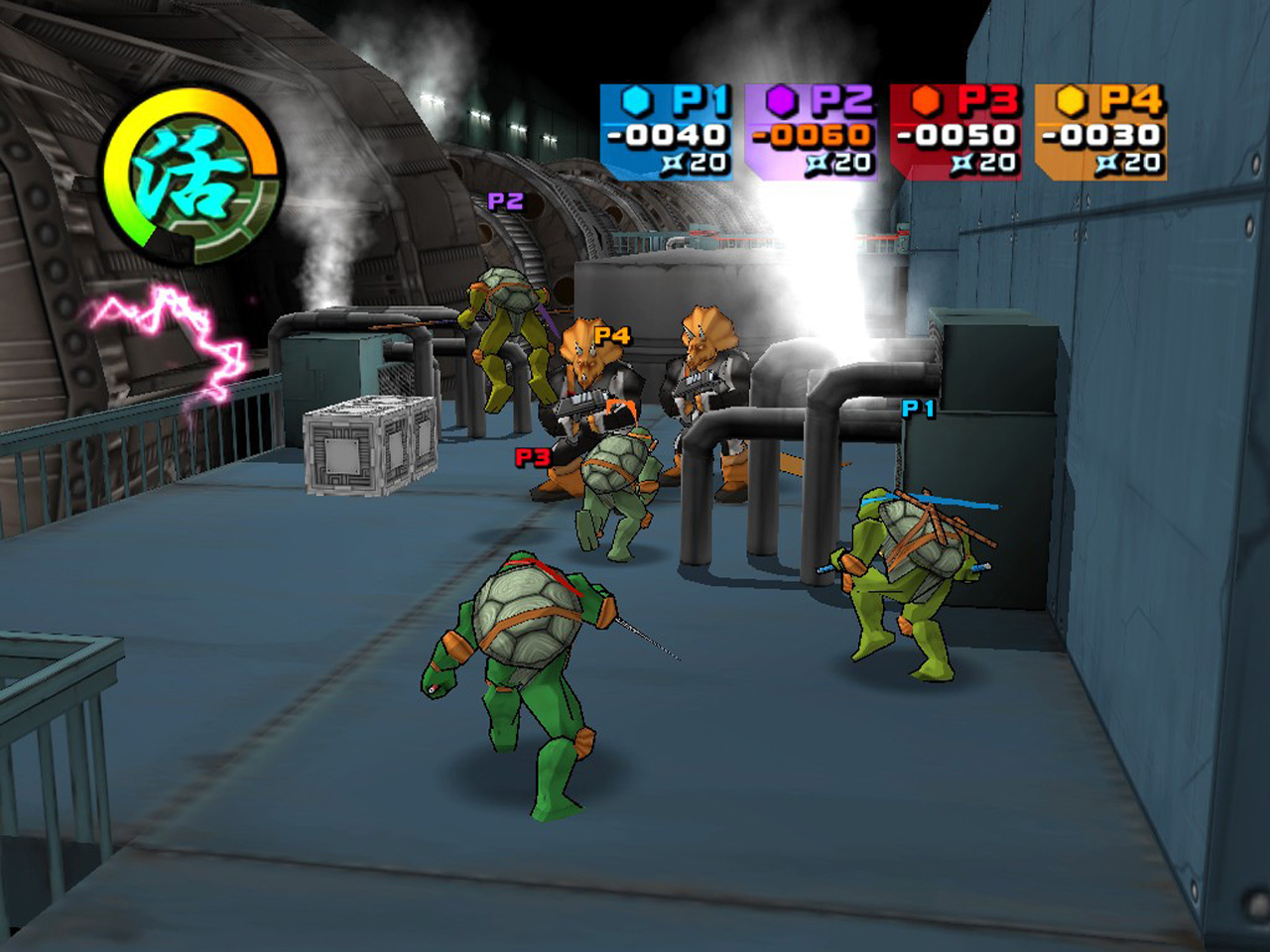 tmnt mutant ninja turtles games