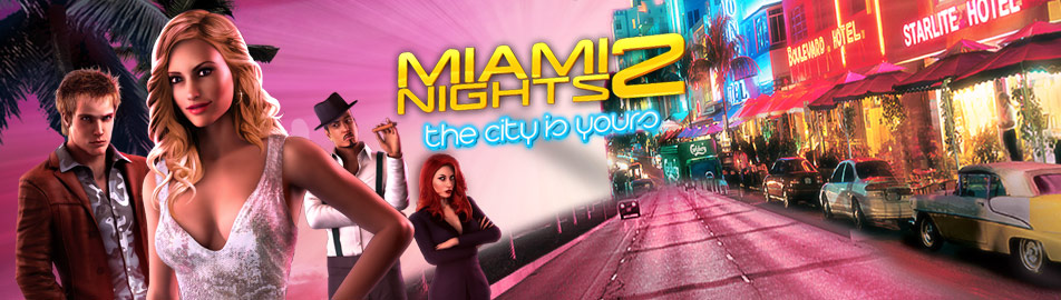 Download Miami Nights 2 Freeware - WinSite