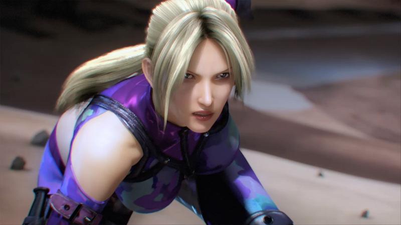 Tekken Render CG CGI