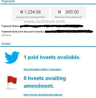 """how I made N1000 in Addynamo Twitter Campaigns for just 3 Tweets""."