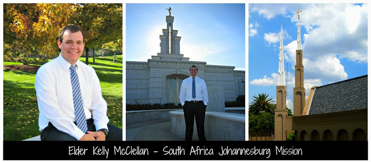 Elder Kelly McClellan