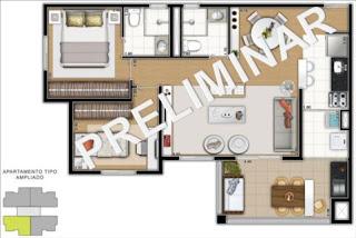 apartamento Casa Verde 3 dorms