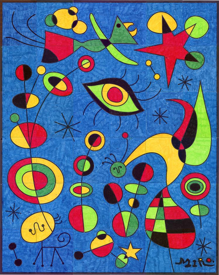 65 best images about Joan Miró on Pinterest | Spanish, Sculpture ...