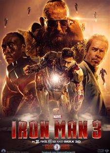Game Iron Man 3 (2013) - Sự trở lại của người sắt