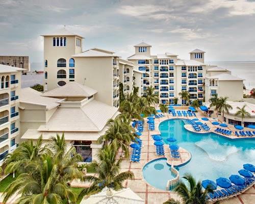 Oferta Hotel Barceló Costa Cancún 2015
