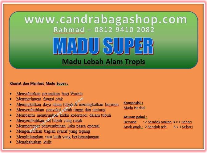Madu Super Candrabaga