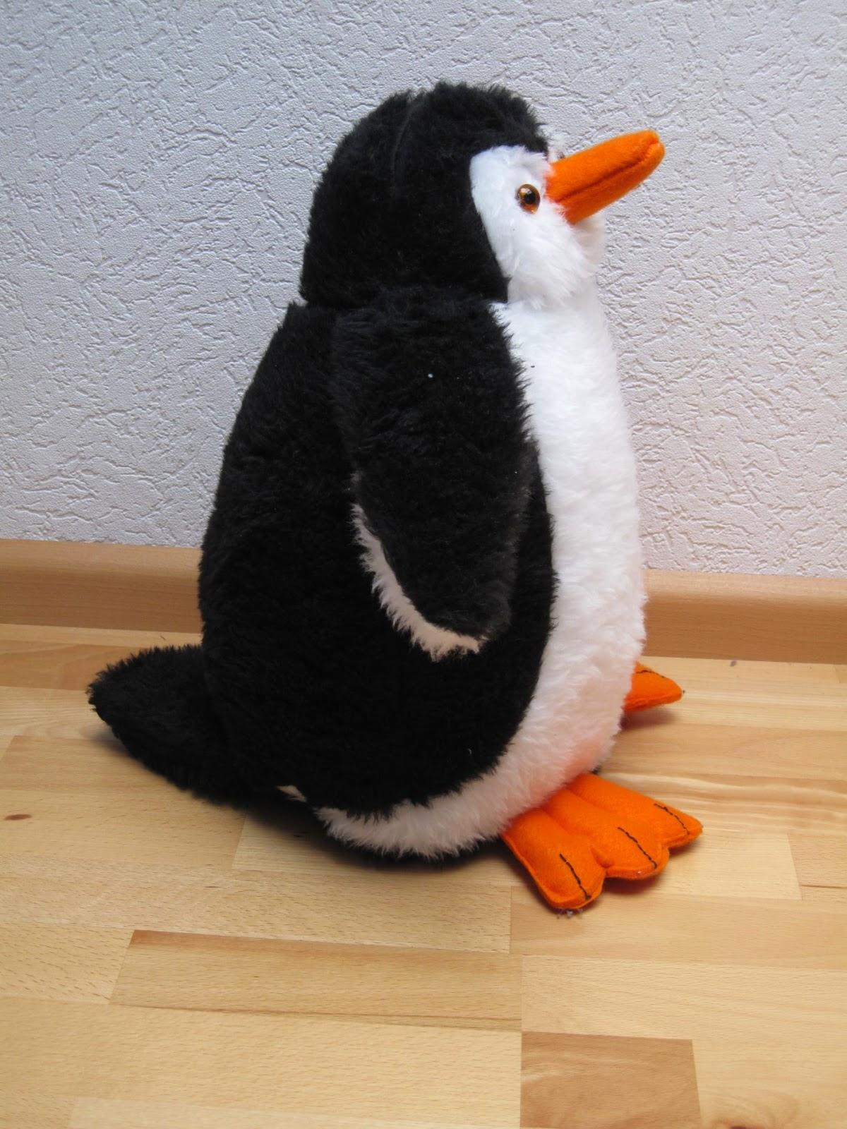 Luxury Pinguin Schnittmuster Mold - Decke Stricken Muster ...