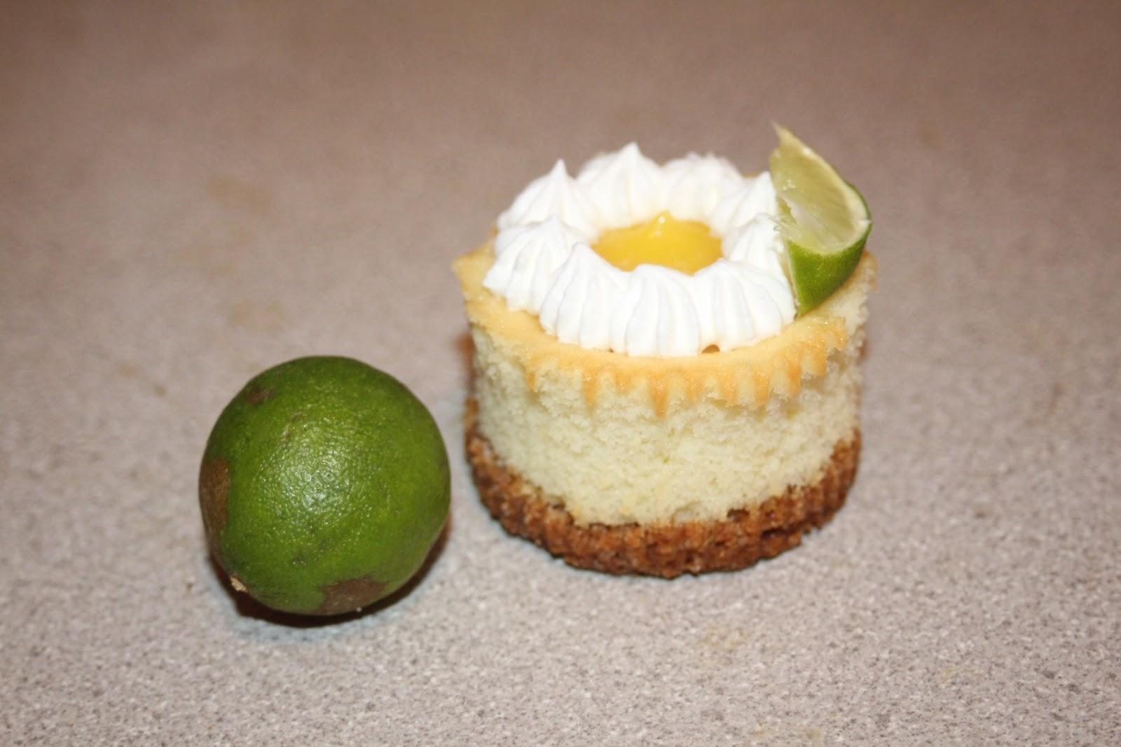 Key Lime Pie Cupcake