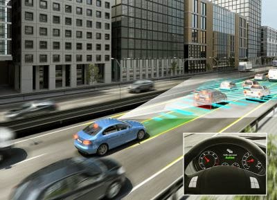 Bosch transforma in realitate fictiunea hollywoodiana legata de conducerea automata