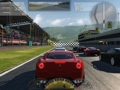 ferrari virtual race free download