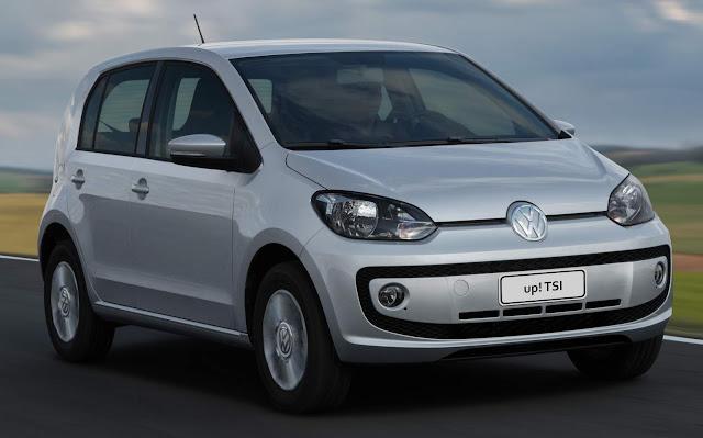 Volkswagen Up! TSI Turbo 2016 - move-up!