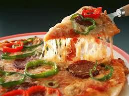 Prepare a Tunisian pizza / Recette pizza tunisienne