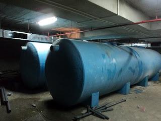 Xử lý nước thải sinh hoạt tòa nhà