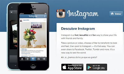como crear una cuenta en instagram