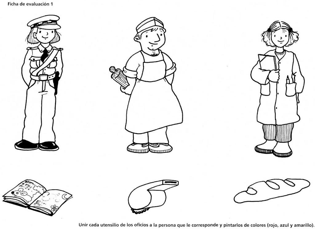fichas de trabajo de educacion infantil:
