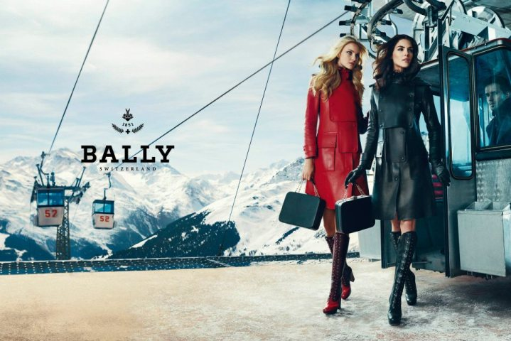 minuet of life: Bally Fall/Winter 2012 Campaign Ads at The ...