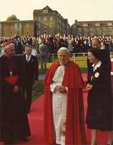 Pope St John-Paul II