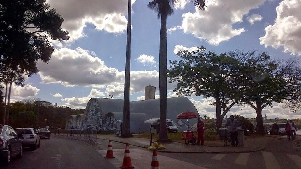 Igreja São Francisco de Assis: Pampulha - BH/ MG