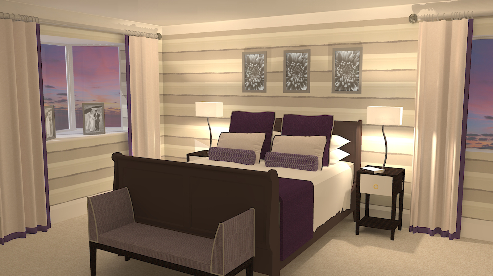 Master Bedroom Trends 2015 latest wall color trends preferred home design