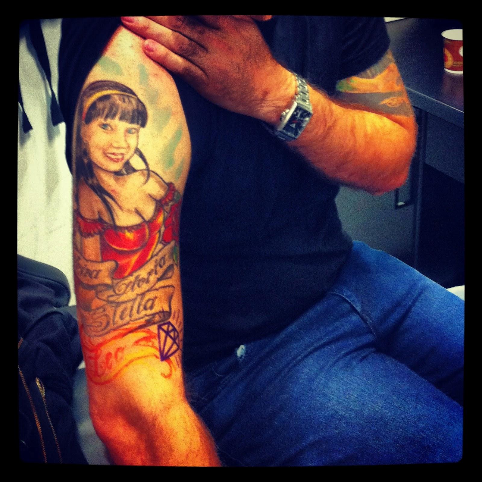 tatoverer i bergen