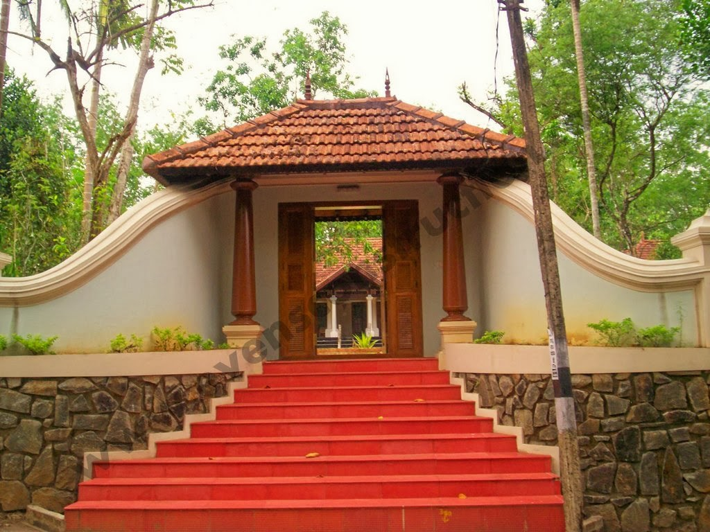 Padippura design images shape kerala home - Features Of Kerala Architecture