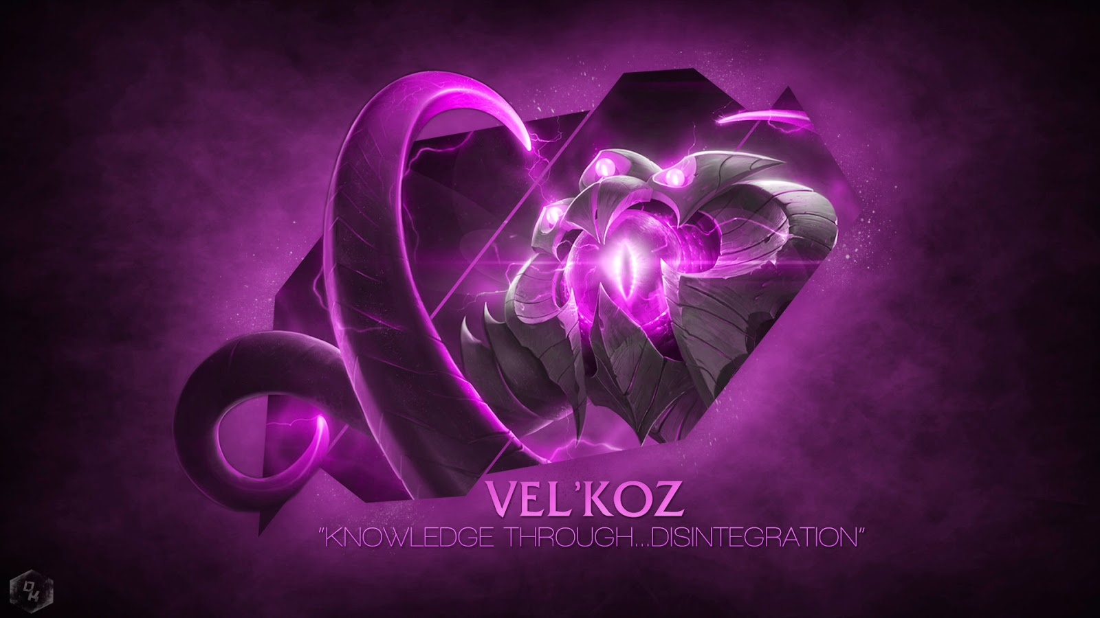 VelKoz League of Legends Wallpaper