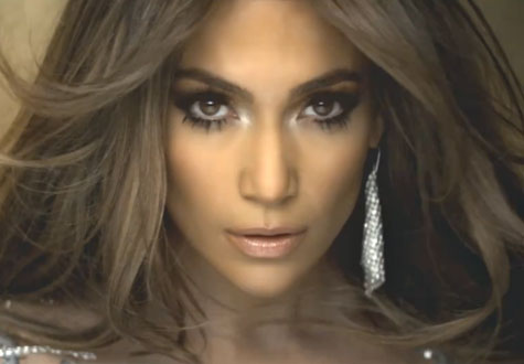 Floor Jennifer Lopez on Hair Colour In Her New Music Video On The Floor Which Features Pitbull