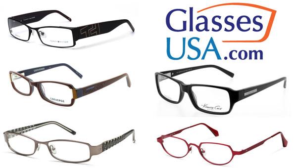 GlassesUSA.com Style Examples